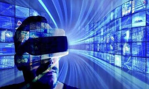 虚拟现实解决轻微的个人问题