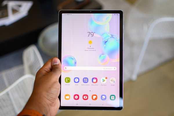 三星Galaxy Tab S6 你需要知道的一切