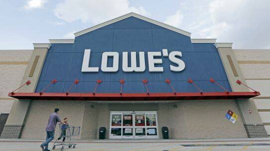 Lowe裁减了数千名工人取消了装配工作
