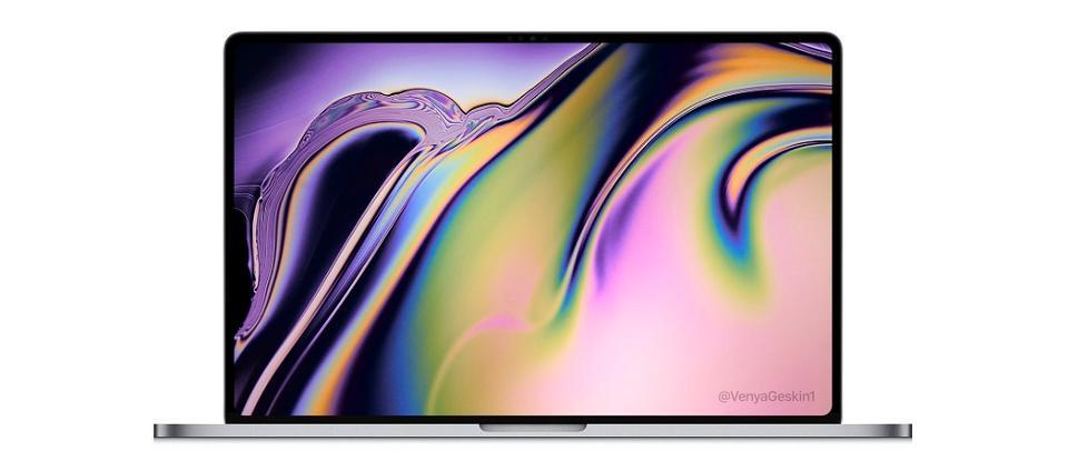 16英寸MacBook Pro将于9月份开始生产