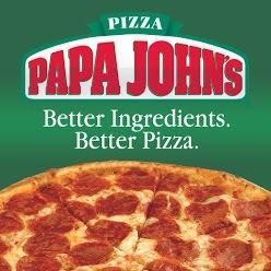 Papa John的首席执行官 这里有4个方面和一个Shaquille O'Neal风格的菜单项目
