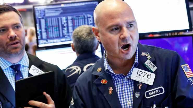 摩根大通的顶级股票市场分析师表示持稳并买入此市场下跌
