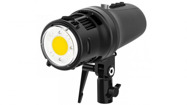 Elinchrom声称ELM8是迄今为止功能最多的连续LED灯