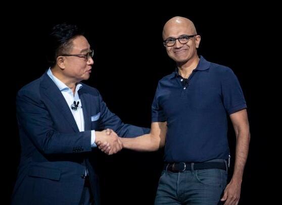 微软与其他平台合作的策略正在发挥作用 因此该公司正在扩展它