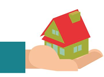 印花税和更容易抵押贷款帮助首次购房者选择较大的房屋
