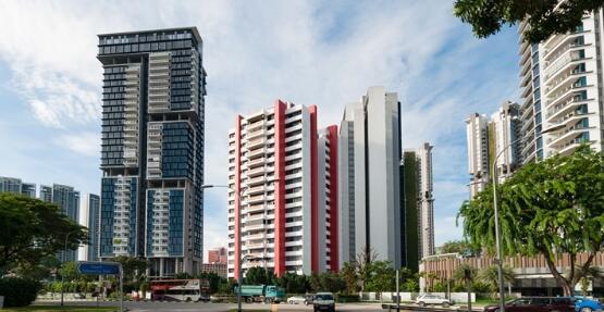 第二季度新公寓销售额增长30.6%