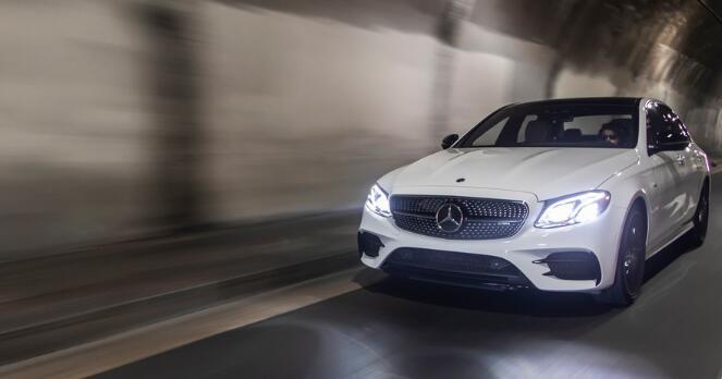 2019年MERCEDES-AMG E53轿车必需品 中量级喧嚣