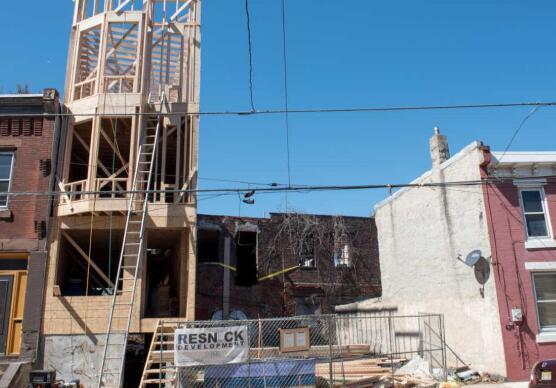费城的住房市场正在蓬勃发展