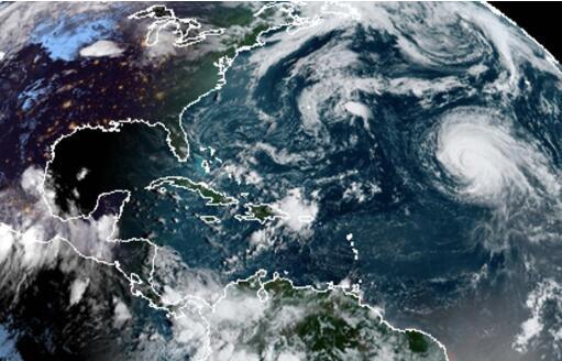 洛伦佐飓风在哪里都太强大了 让我们处理气候变化问题
