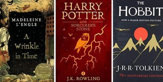 有史以来最好的年轻成人幻想小说
