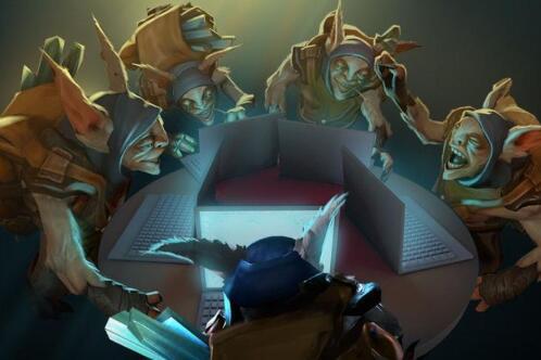 阀门制定了解决Dota 2中蓝精灵的新计划