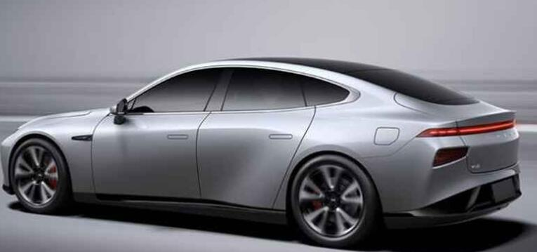 Xpeng P7成為首款為駕駛(shi)員實施阿里巴巴Mini App技ji)醯鬧悄neng)汽車